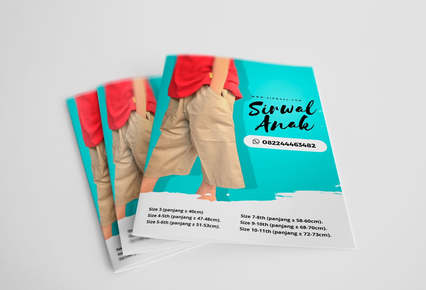 A5 One-sheet Brochure